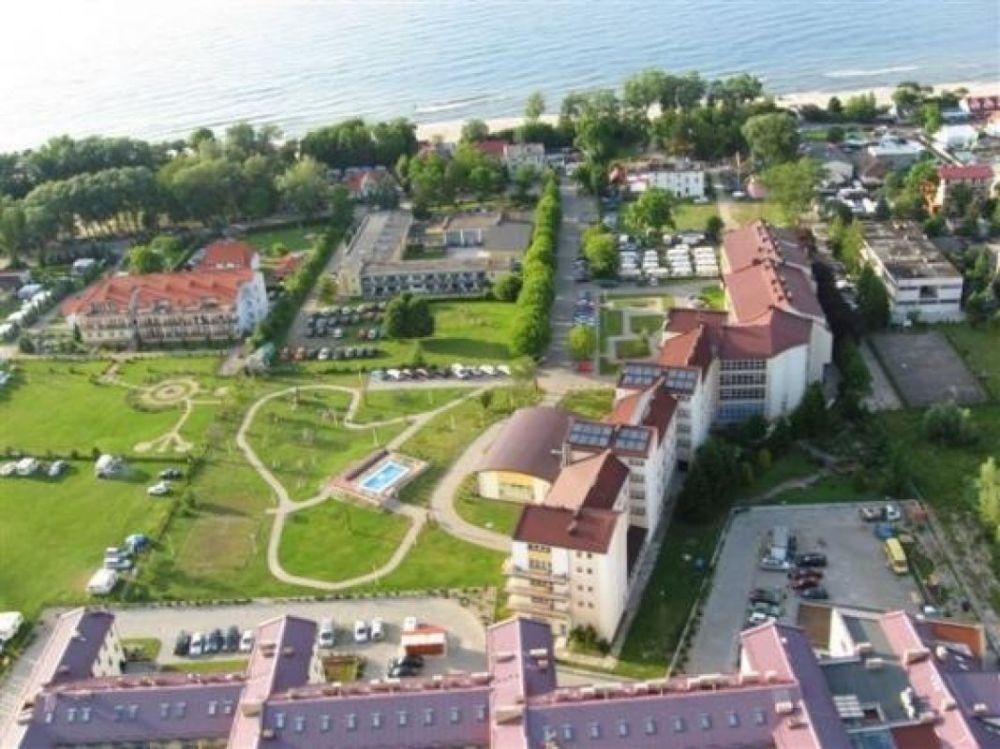 Wczasy rodzinne nad morzem w Hotelu *** NAT Sarbinowo