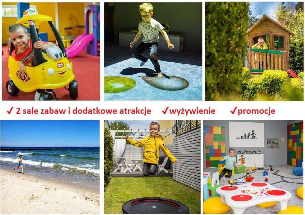 Władysławowo i okolice-Wakacyjne atrakcje dla dzieci