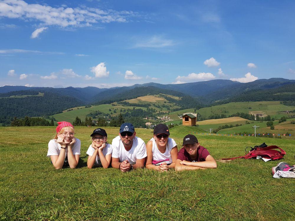 Z dziećmi w góry na wakacje